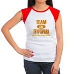 Team Tryptophan Women's Cap Sleeve T-Shirt