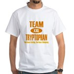 Team Tryptophan White T-Shirt