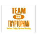 Team Tryptophan Small Poster
