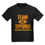Team Tryptophan Kids Dark T-Shirt