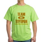 Team Tryptophan Green T-Shirt