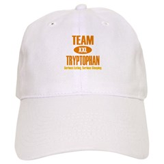 Team Tryptophan Baseball Cap