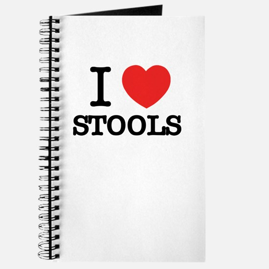 I Love STOOLS Journal