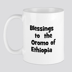 Blessings  to  the  Oromo of  Mug