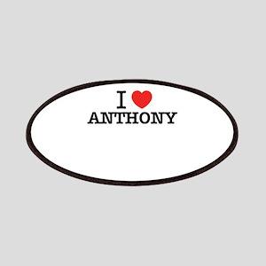 I Love ANTHONY Patch