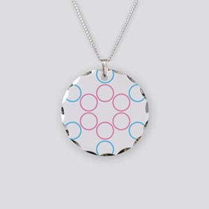 tranSacred circles Necklace