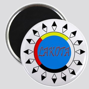 Lakota Magnet