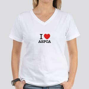 I Love ASPCA T-Shirt