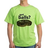 Ball python Green T-Shirt