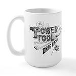 power tool drag races Mugs