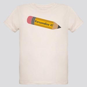 PERSONALIZED Cute Pencil T-Shirt