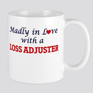 Madly in love with a Loss Adjuster Mugs