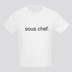 Sous Chef Kids Light T-Shirt