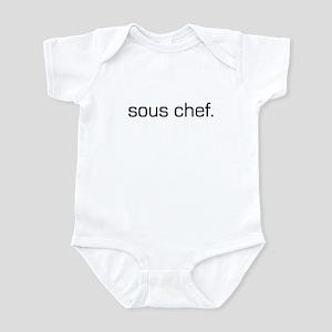 Sous Chef Infant Bodysuit