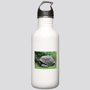 If I went any faster I Stainless Water Bottle 1.0L