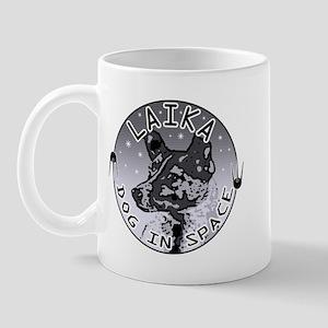 Laika: Dog in Space Mug