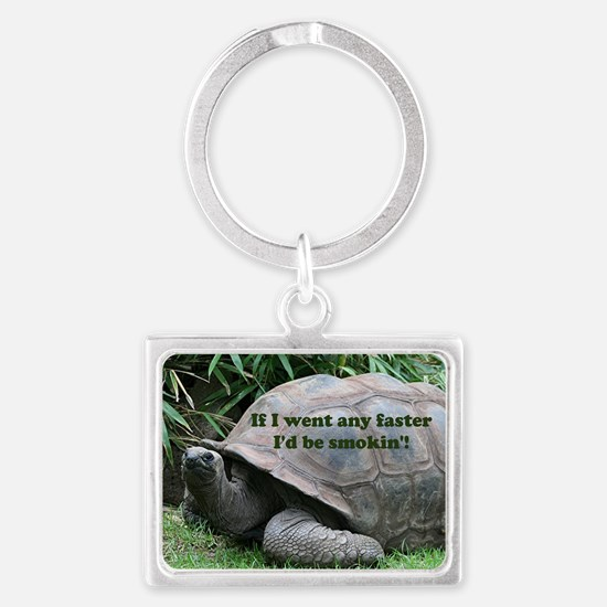 If I went any faster I'd be smokin'! Tor Keychains