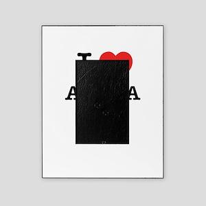 I Love ARUBA Picture Frame