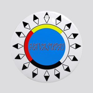 Havasupai Ornament (Round)