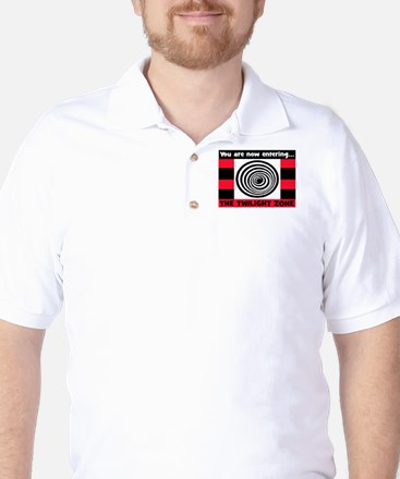 YOU ARE NOW ENTERING #2 Golf Shirt