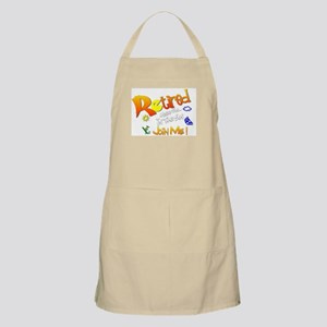 Total Fun In The Sun.:-) BBQ Apron