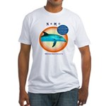 Dolphin Nemo Fitted T-Shirt