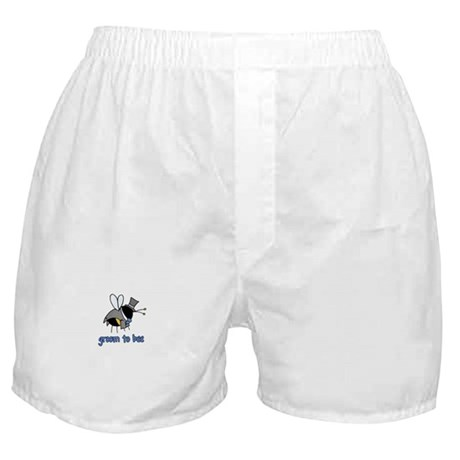 groom to bee Boxer Shorts