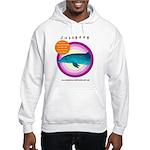 Dolphin Juliette Hooded Sweatshirt