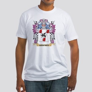 Godfrey Coat of Arms (Family Crest) T-Shirt