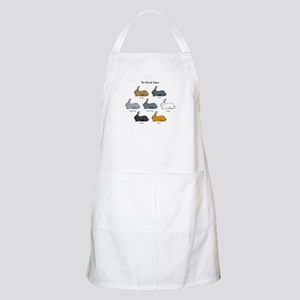 Flemish Giant Rabbit BBQ Apron