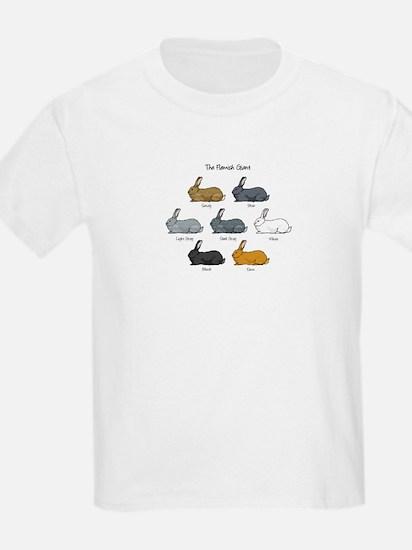 Flemish Giant Rabbit T-Shirt