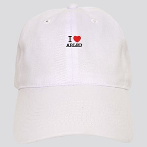 I Love ARLED Cap