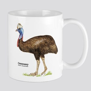 Cassowary Australian Bird Mug