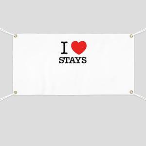 I Love STAYS Banner