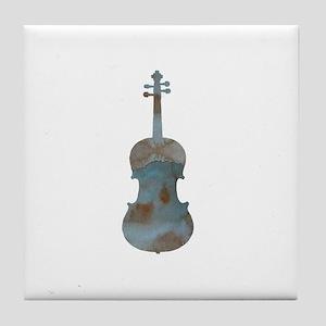 Viola Tile Coaster