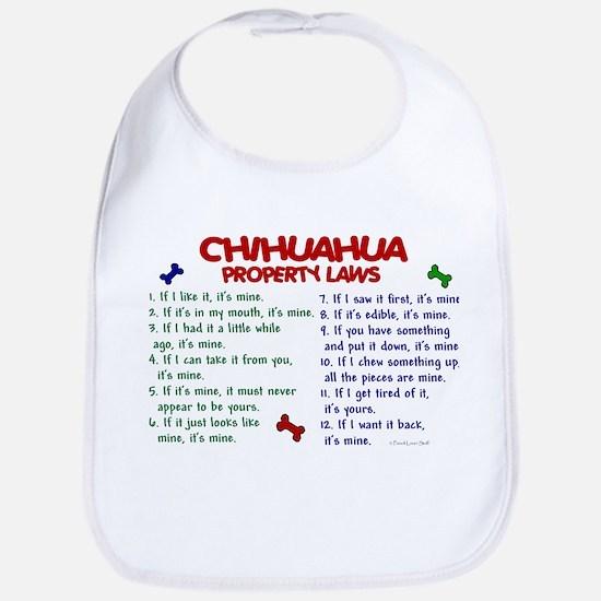 Chihuahua Property Laws 2 Bib