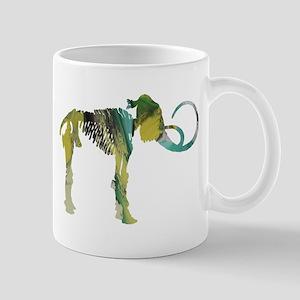 Woolly mammoth Mugs