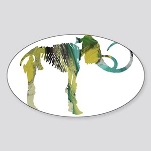 Woolly mammoth Sticker