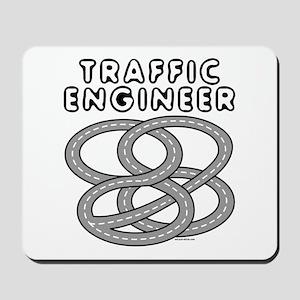Traffic Engineer Interchange Mousepad