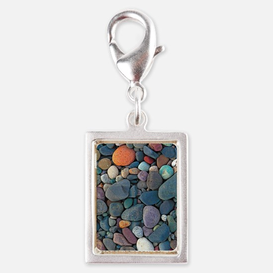 Beach Rocks Charms