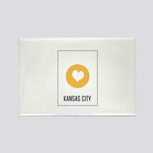I Love Kansas City Magnets