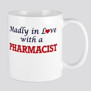 Madly in love with a Pharmacist Mugs