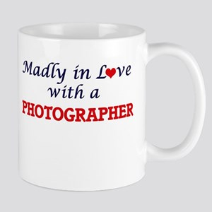 Madly in love with a Photographer Mugs