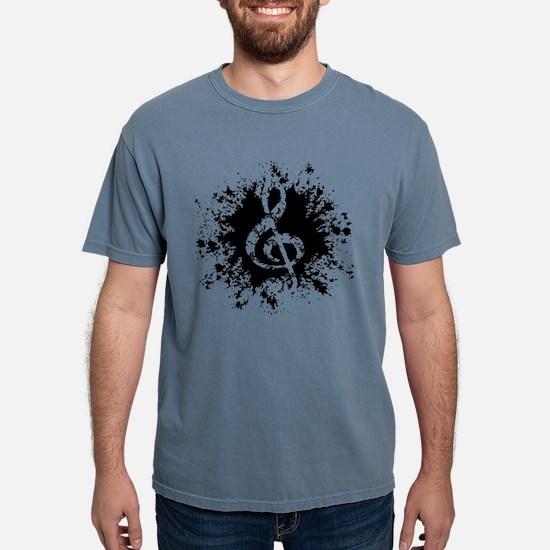 Treble Clef -spla T-Shirt