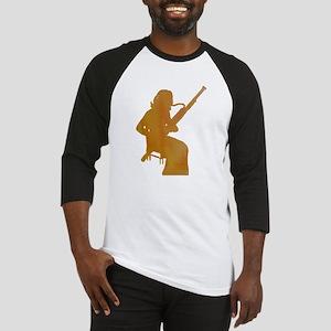 Bassoon Player Baseball Jersey
