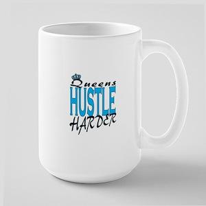 Queens hustle harder Mugs