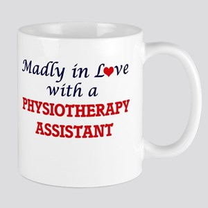 Madly in love with a Physiotherapy Assistant Mugs