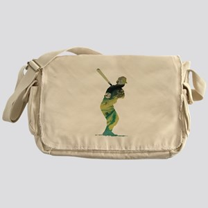 Hitter Messenger Bag