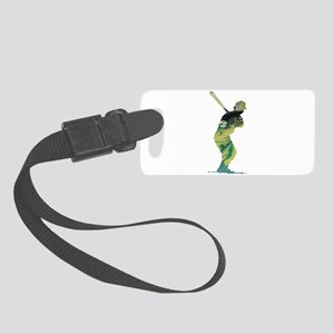 Hitter Small Luggage Tag