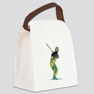 Hitter Canvas Lunch Bag